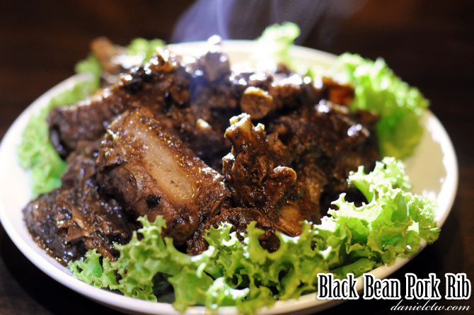 Traffic D'light Black bean Pork Rib