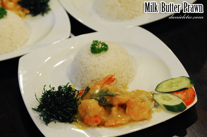 Traffic D'light Milk Butter Prawn