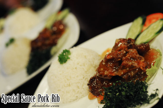 Traffic D'light Special Sauce Pork Rib
