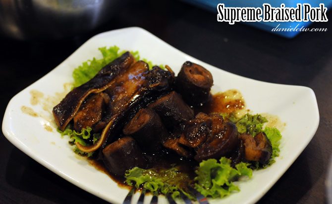 Traffic D'light Supreme Braised Pork