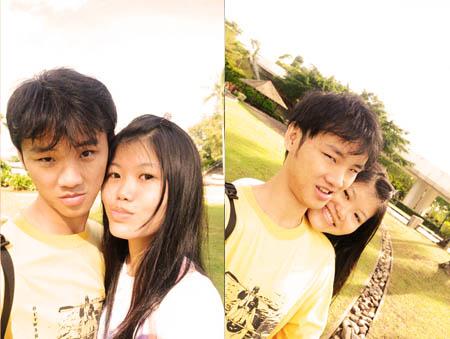 Camwhore At Kuching with Princess Yen