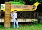Daniel Chew at Fairy Cave