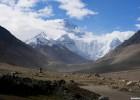 Everest Peak from afar