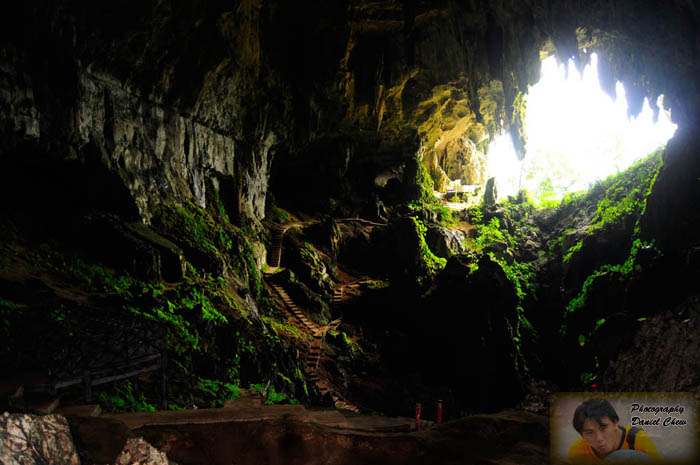 Inside Fairy Cave