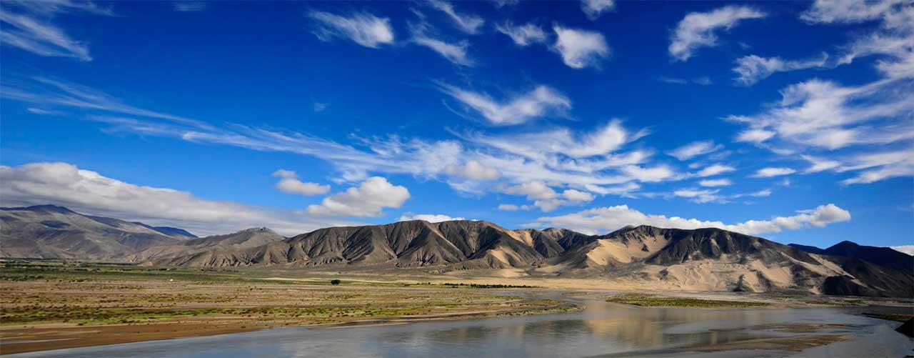 Panaroma Hills Tibet