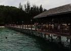 Pulau Manukan Jetty Sabah