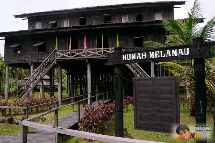 Rumah Melanau Sarawak