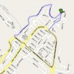 Practice 3KM Run in Taman Melawati