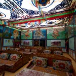 Namtso Tibet Lake Scene