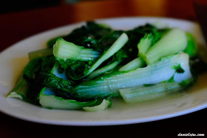 Green Vegetable Finally