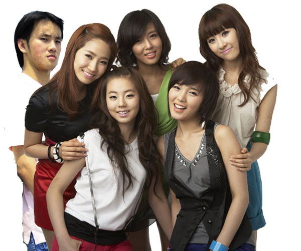 DanielCtw wishes he can pose with wondergirls