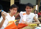 Mouse Law and Daniel Chew BHP Orange Run 2010