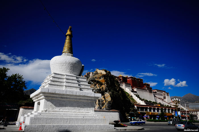 Potala Holy Palace Tibet