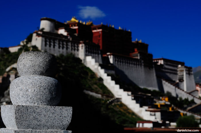 Potala Palace Perspective