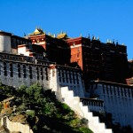Tibet Lhasa Town Free and Easy