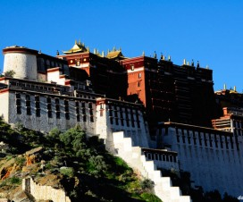 Potala Palace Sunray