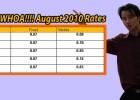 TM iTalk Cheap August 2010 Rates