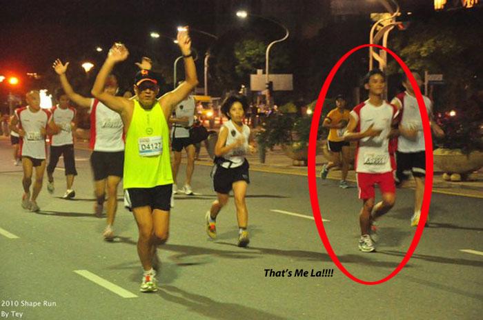 Cinya Amkan Running by DanielCtw