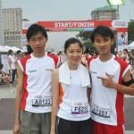 Daniel Shape Run 2010 12.3km Report