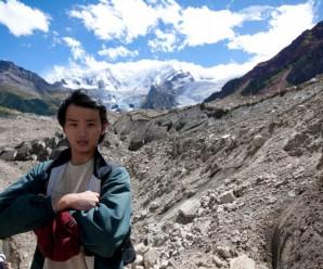 Danielctw at Midui Glacier