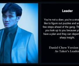 DanielCtw as Leader Taker