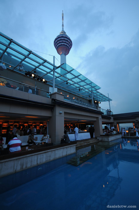 Luna Bar KL Tower