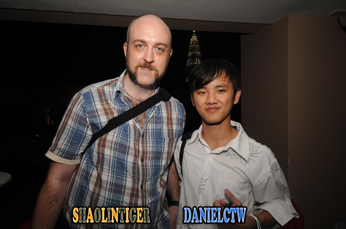 ShaolinTiger and DanielCtw