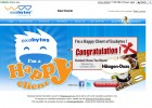 Happy Client Winner October 2010 Daniel