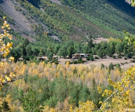Autumn Arriving in Tibet