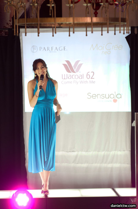 Wacoal Event Beautiful Emcee
