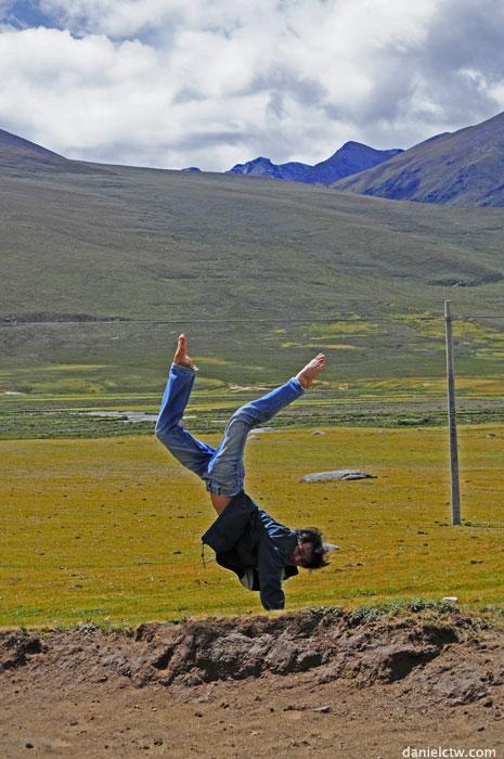 Cartwheel Daniel Chew