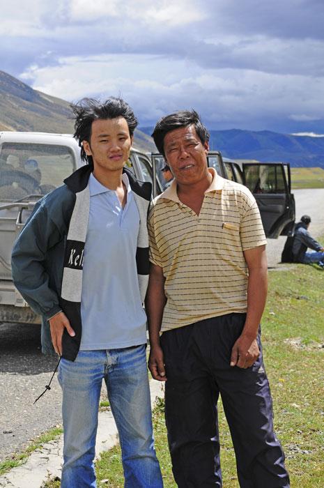 DanielCtw and Tibetan Driver