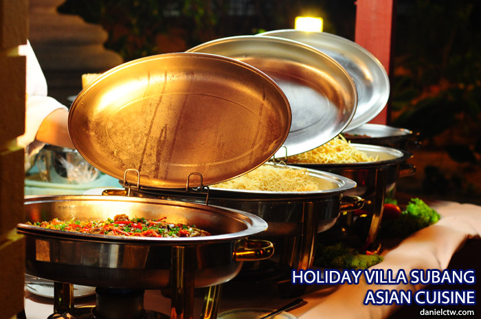 Holiday Villa Asian Cuisine