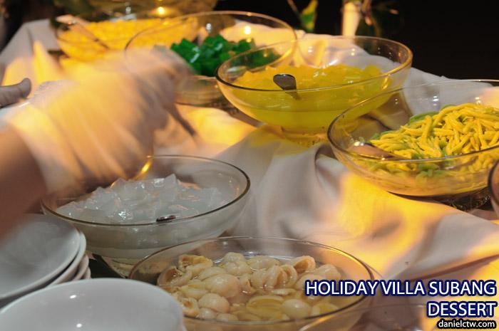 Holiday Villa Dessert
