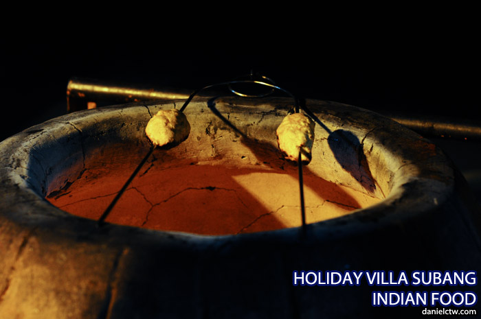 Holiday Villa Indian Food