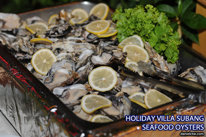 Holiday Villa Oysters