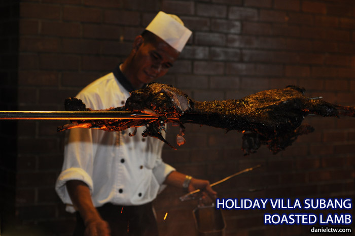 Holiday Villa Roasted Lamb