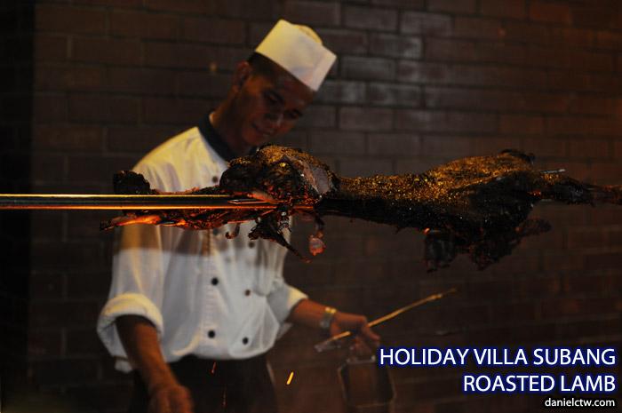 Holiday Villa Roasted Lamb