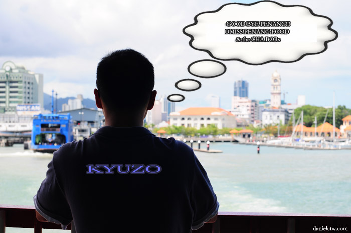 Kyuzo Misses Penang