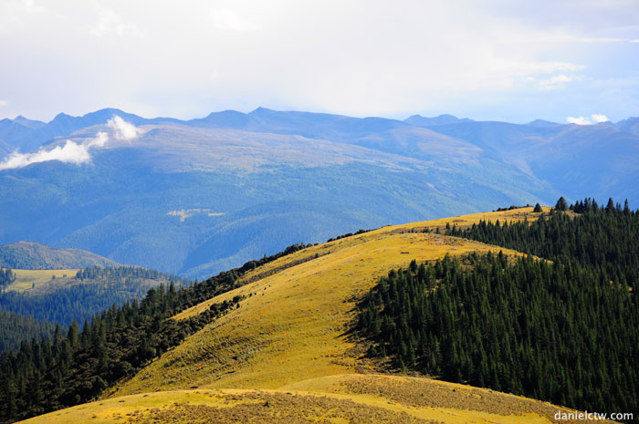 The Tibet Hills