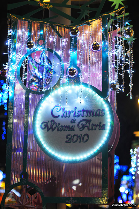 Christmas Atria Singapore 2010