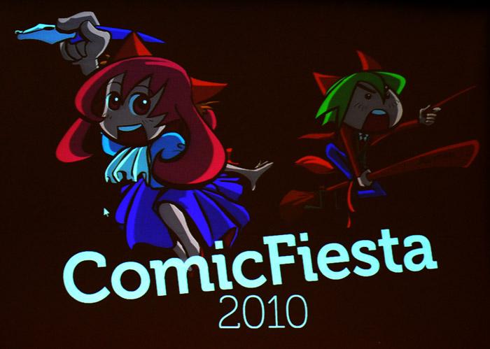 Comic Fiesta 2010