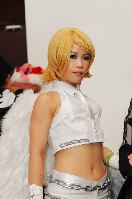 Comic Fiesta Angel Cosplay