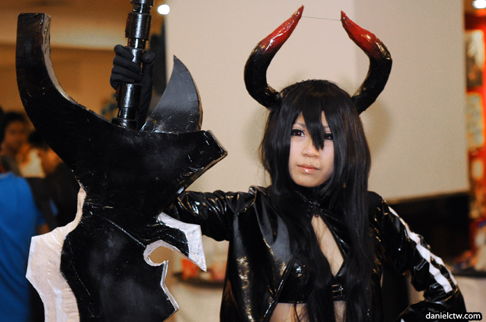 Comic Fiesta Devil Girl Cosplay