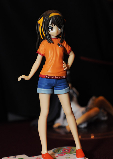Comic Fiesta Miniature Female Figurine