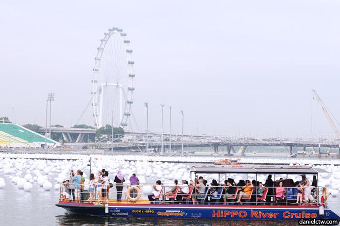 Hippo River Cruise Ferris Wheel