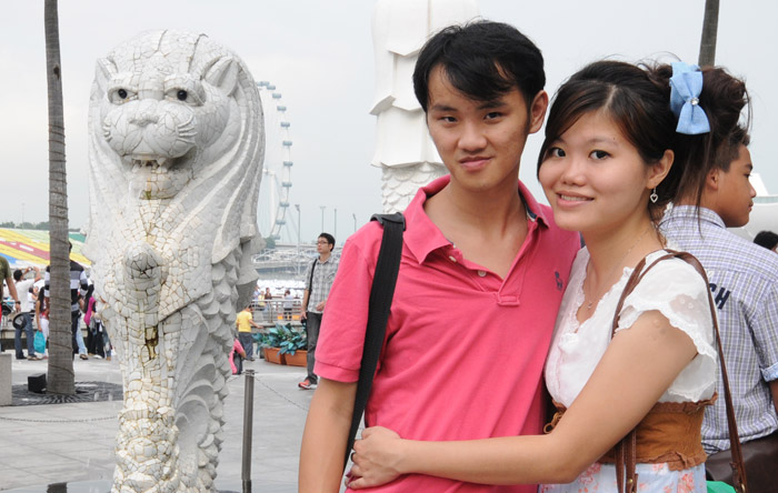 Merlion DanielCtw and Yen
