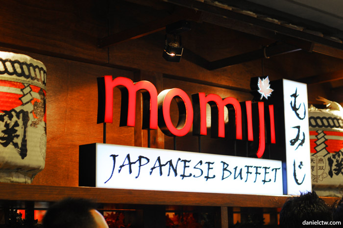 Momiji Japanese Buffet
