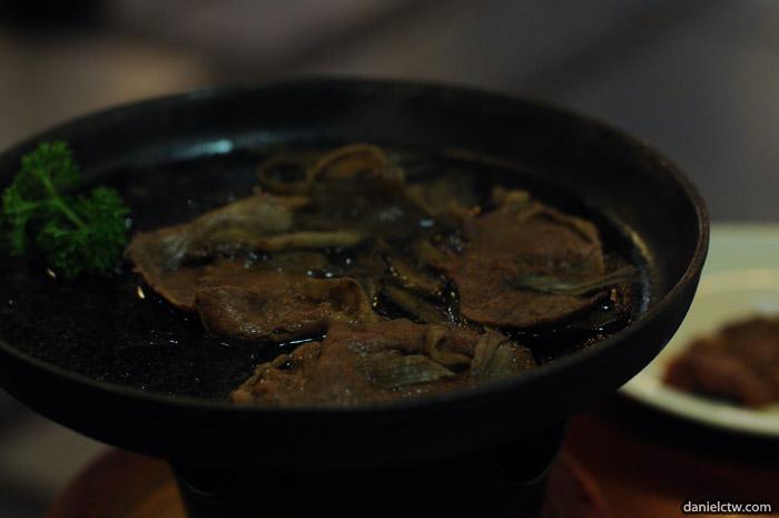 Teppan Beef Momiji