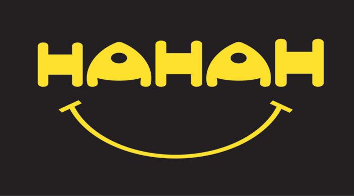 Hahah Logo
